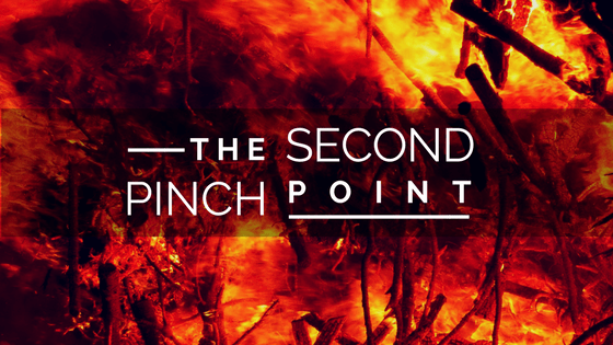 Second Pinch Point NaNoWriMo day 19