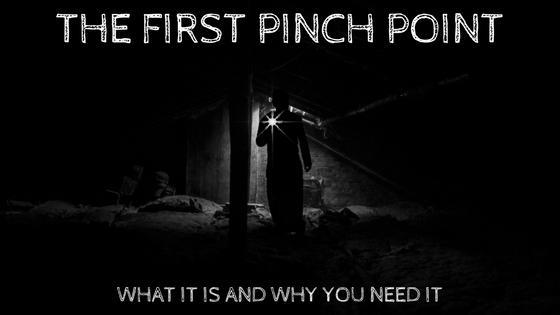 The First Pinch Point NaNoWriMo day 11