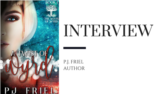 A Twist of Wyrd Author Interview