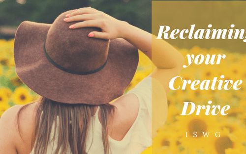 Reclaiming your Creative Drive-www.themanuscriptshredder.com