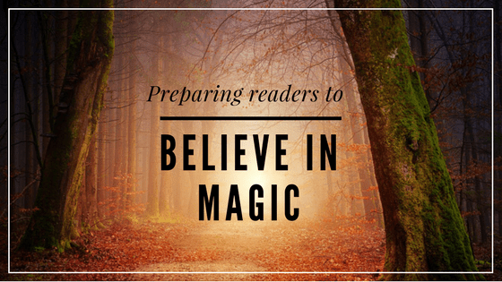 Introducing magic to readers-www.themanuscriptshredder.com