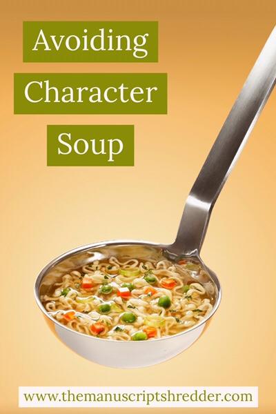 introducing characters to readers-www.themanuscriptshredder.com #writertip #writer
