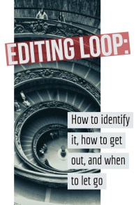 Escape your Editing loop-www.themanuscriptshredder.com