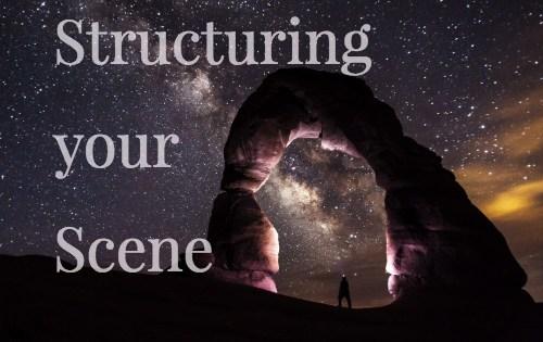 scene structure-www.themanuscriptshredder.com