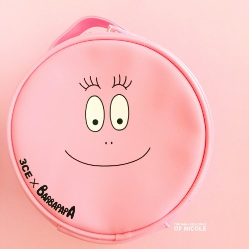 Barbapapa Makeup Pouch