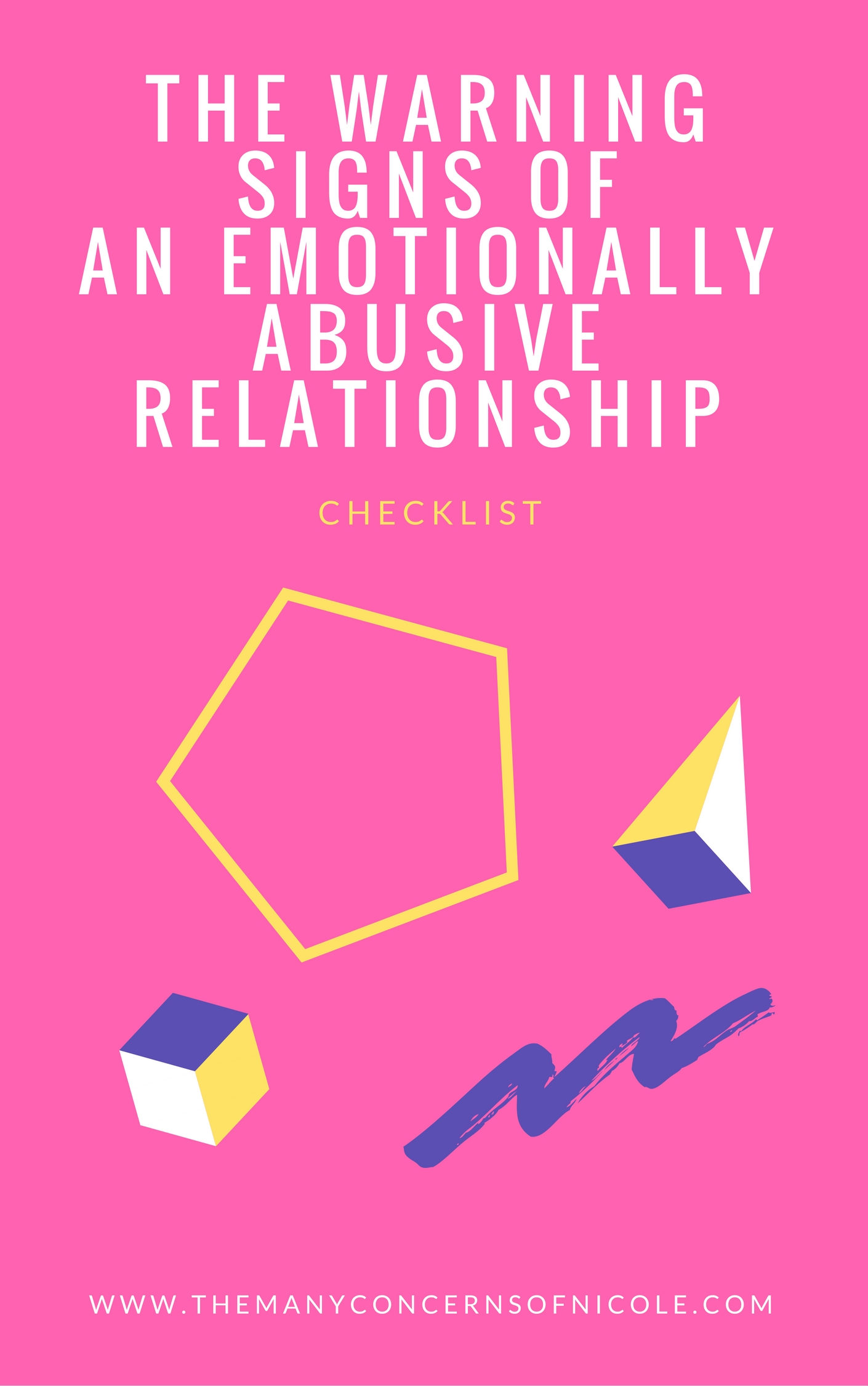 signs of being in a verbally abusive relationship