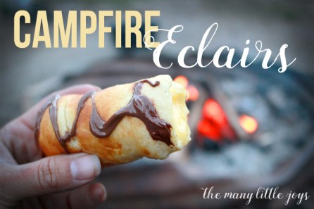 This easy-to-make dessert is one of my favorite camping recipes from my childhood. It's fun to make and is guaranteed to be a highlight of your next camping trip.