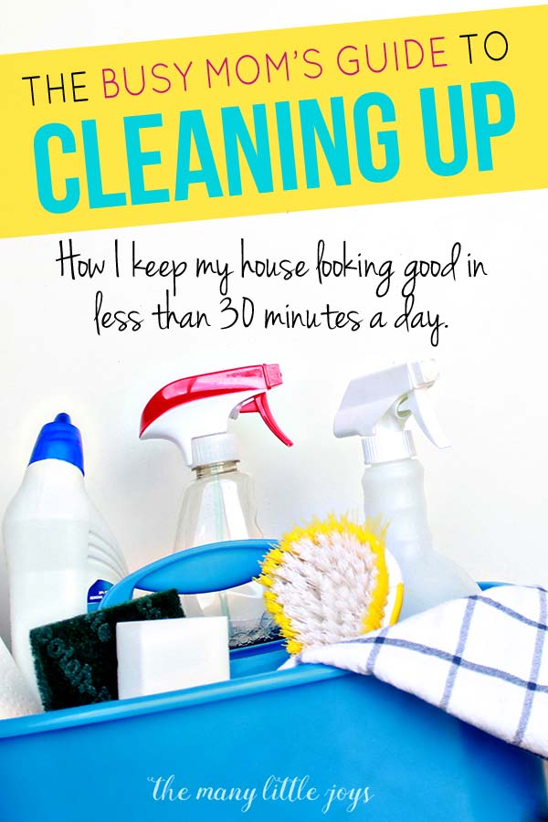 Keeping a clean home can be a daunting task when you have so much else to do, but these seven simple cleaning tips will help you keep your home in order without spending all day scrubbing.