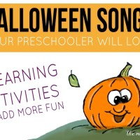 Fun Halloween songs your preschooler will love + learning activities