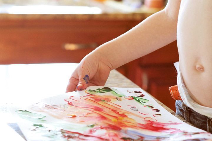 Creativity is one of the most important qualities for our children to develop. The good news is that you can encourage creativity without adding MORE to your plate. In fact, the practical ideas shared below often mean doing LESS.
