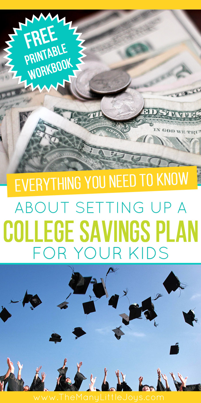 College is getting more expensive each year. Will your kids be able to afford the cost? In this month's installment of the Peace of Mind Challenge, get a step-by-step guide to help you set up a college savings plan for your kids.