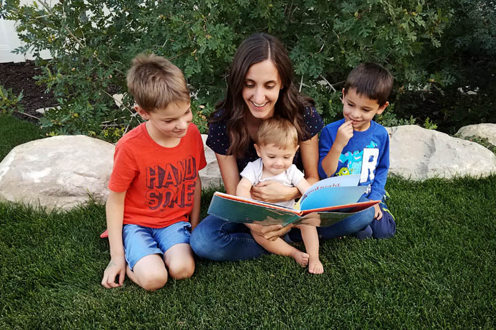 Life gets crazy sometimes, and it can be hard to carve out time to read aloud to kids, but these simple ideas will help you fit in the reading time that you know is so important!