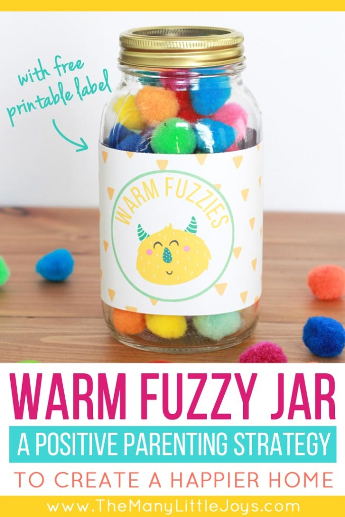 With just an empty jar and a pile of pom poms, this positive parenting strategy will help you encourage a culture of kindness in your family and create a happier, more peaceful home.