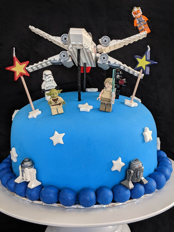 This Lego Star Wars birthday party guide is full of low-effort, budget-friendly ideas to create a super-stellar celebration for the young padawan in your life. May the force be with you!