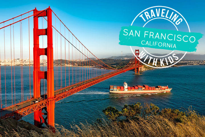 Visiting the Bay Area with kids? Here are our family's favorite kid-friendly attractions in and around San Francisco that the whole family will love!