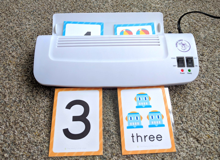 Learning basic math can be fun with the right tools and a little creativity. This set of number flashcards also includes numbers, math symbols, and counting cards, giving you endless possibilities for interactive math learning.