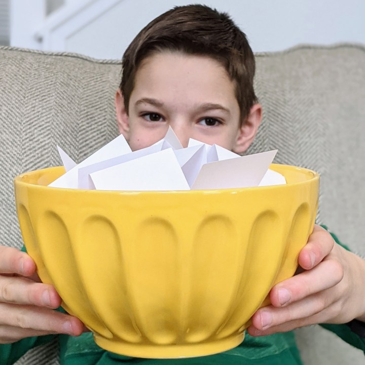 "Need new ideas for family game night? You'll love ""The Bowl Game""...a family favorite that's quick to learn, easy to adapt for all ages, and quite possibly ridiculous!"