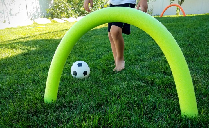 Get your family and friends in the Olympic spirit with these simple but oh-so-fun Olympic backyard games. Let the games begin!