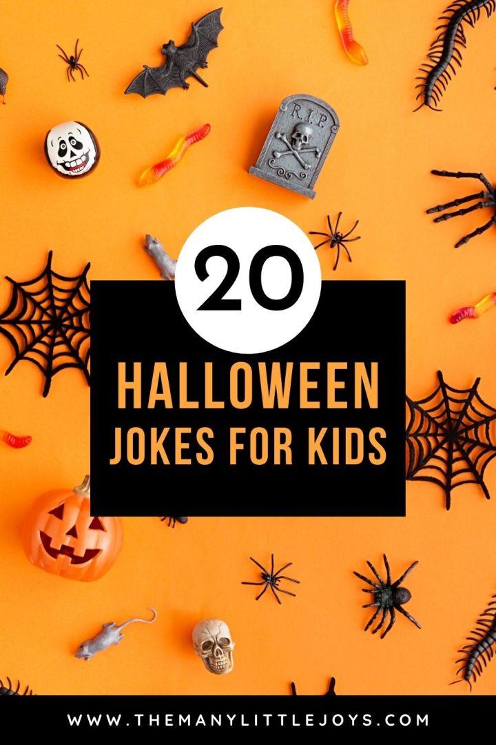 20 Halloween Jokes for Kids