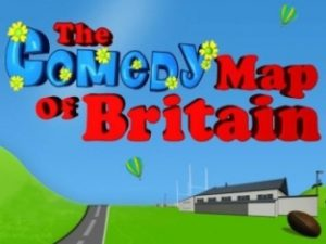 Comedy Map of Britain