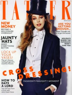 The Map House makes it into Tatler