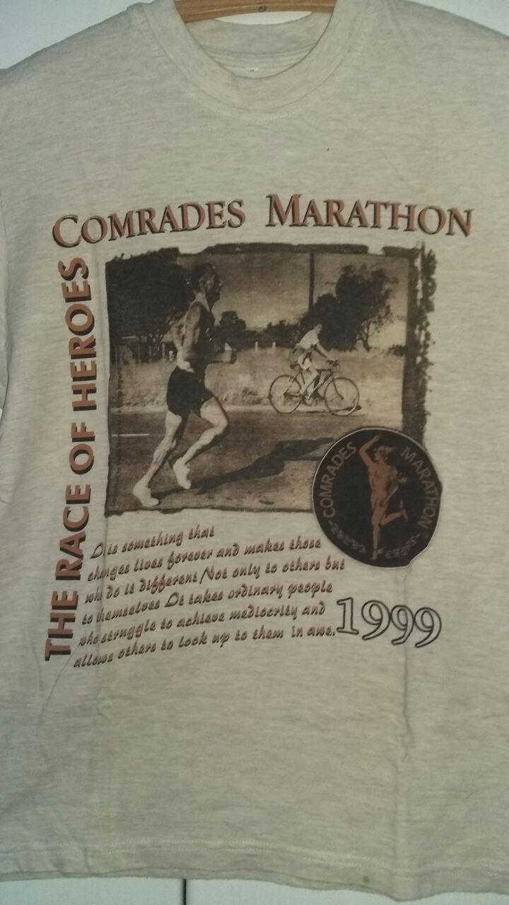 COMRADES T SHIRT 1999