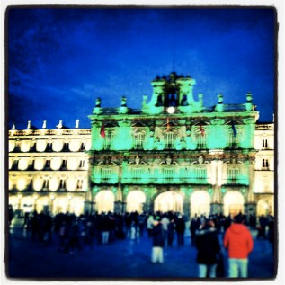 St Patrick in Salamanca, Sp