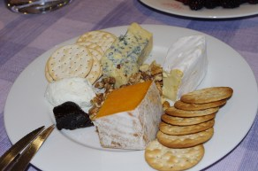 Feast of cheese!