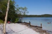 Lake Mackenzie, Fraser Island, Aus