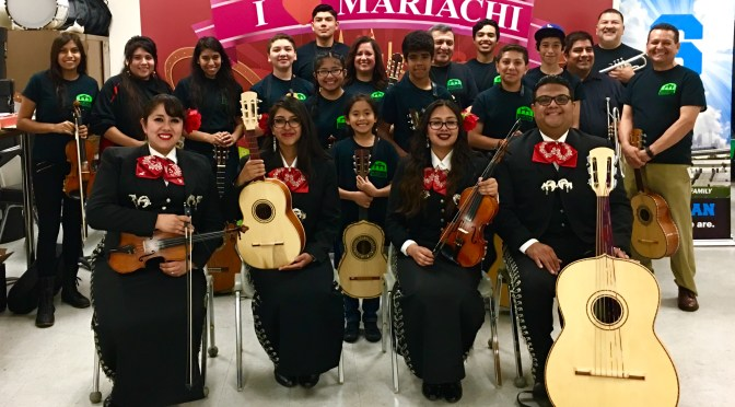 Mariachi Education: Alive and Well in Boyle Heights!