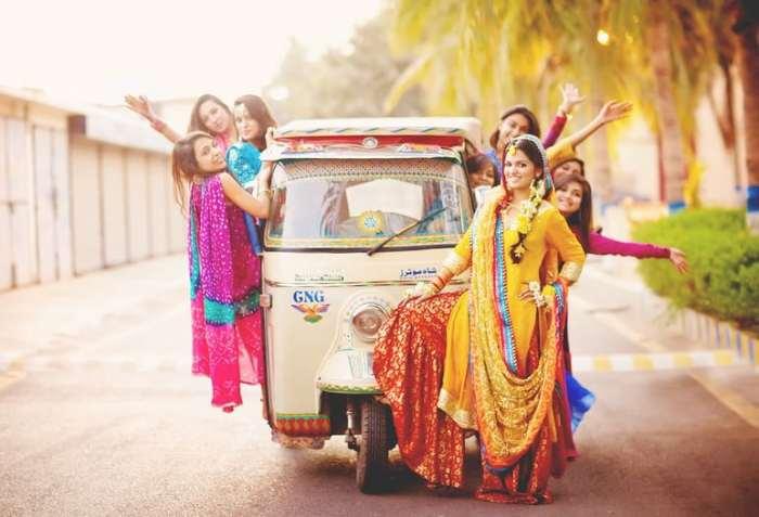 Rickshaw Prop