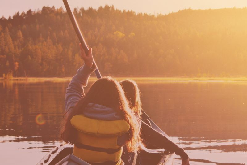 Canoe rental in Central Florida is a good option to explore the amazing waters in this state.
