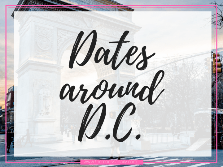 6 Extremely Fun Dates in the DC Area