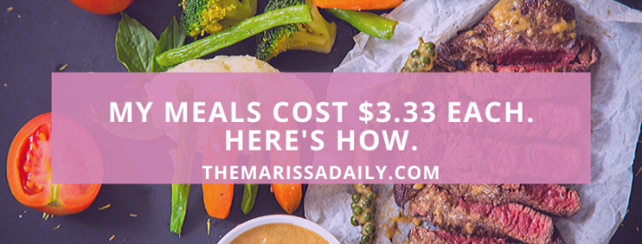 My Meals Cost $3.33 Each: Here's How. My 3 Day Cooking Experience With EveryPlate.