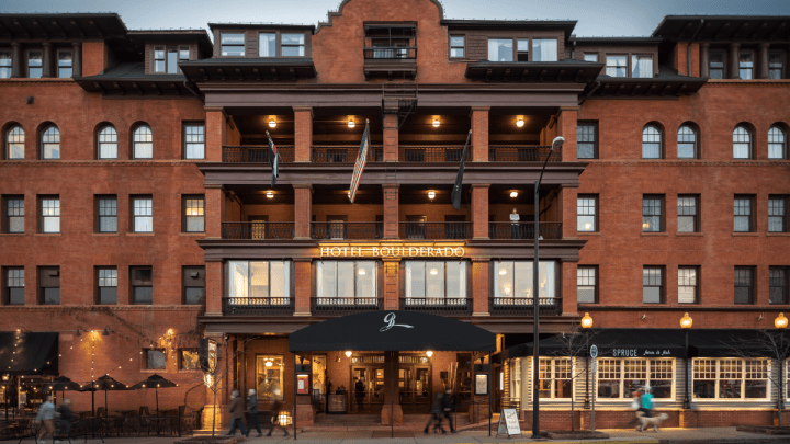 Hotel Boulderado Review: Historic Charm & Luxury