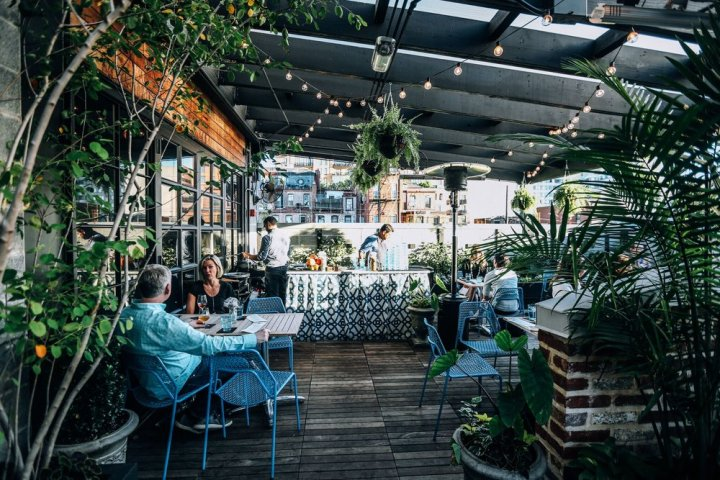10 Best Restaurant Patios & Rooftops for Outdoor Dining in DC Spring 2021