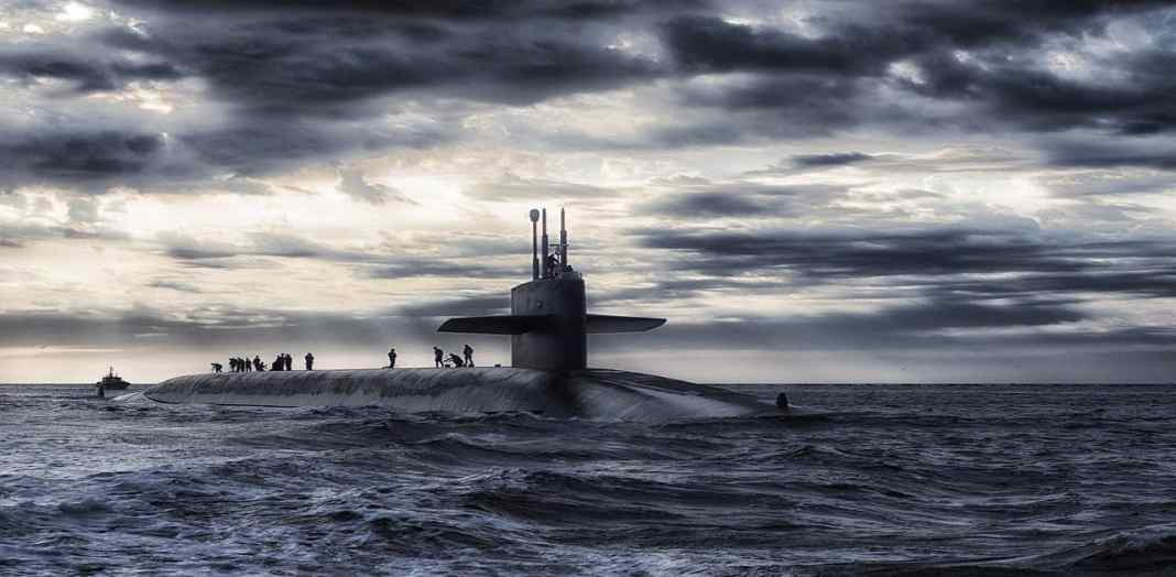 submarines black