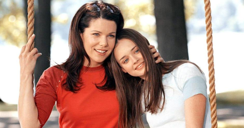 Gilmore Girls, Lorelai and Rory picture