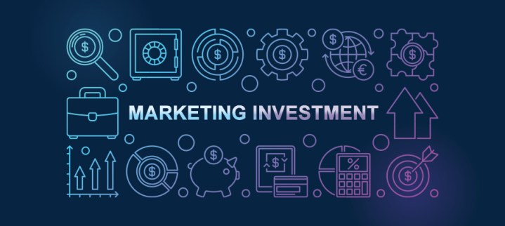 Why businesses NEED to see Marketing as an investment and not a cost