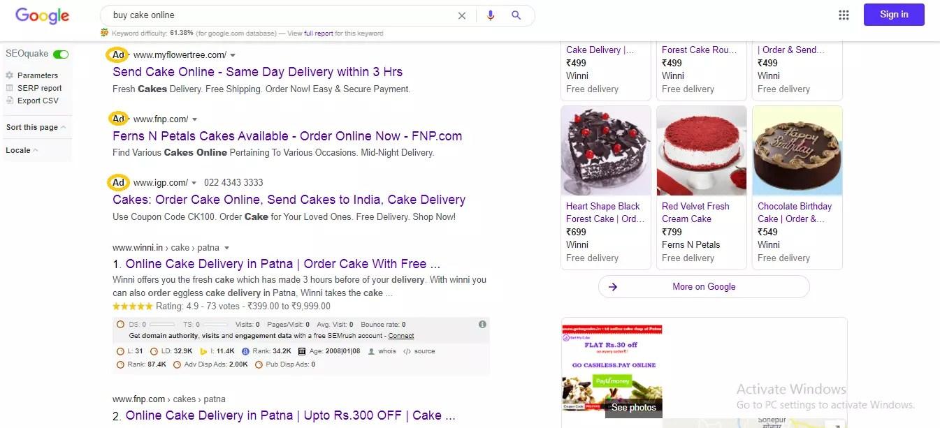 Google Ads Advertising