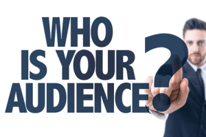 Your Audience is?