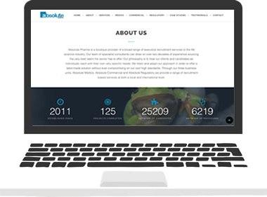 Absolute Pharma website