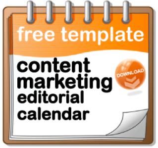 content marketing editorial calendar template 2014