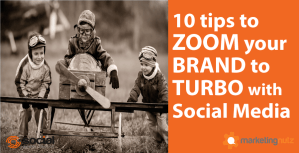 how to use social media to build brand awareness