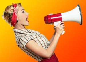 social marketers put down megaphone focus on value