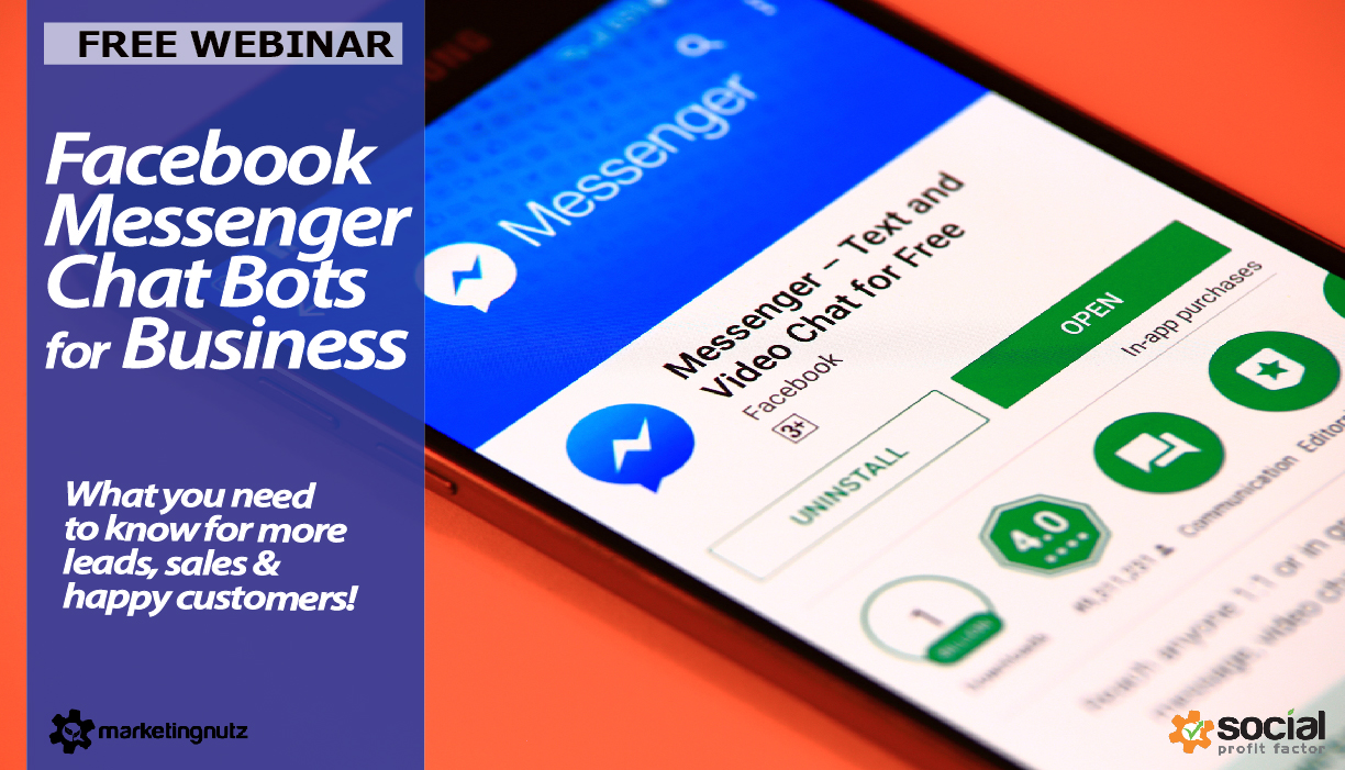 Want 80% Open Rates? Facebook Messenger Can Help You Get More Leads, Sales & Happy Customers