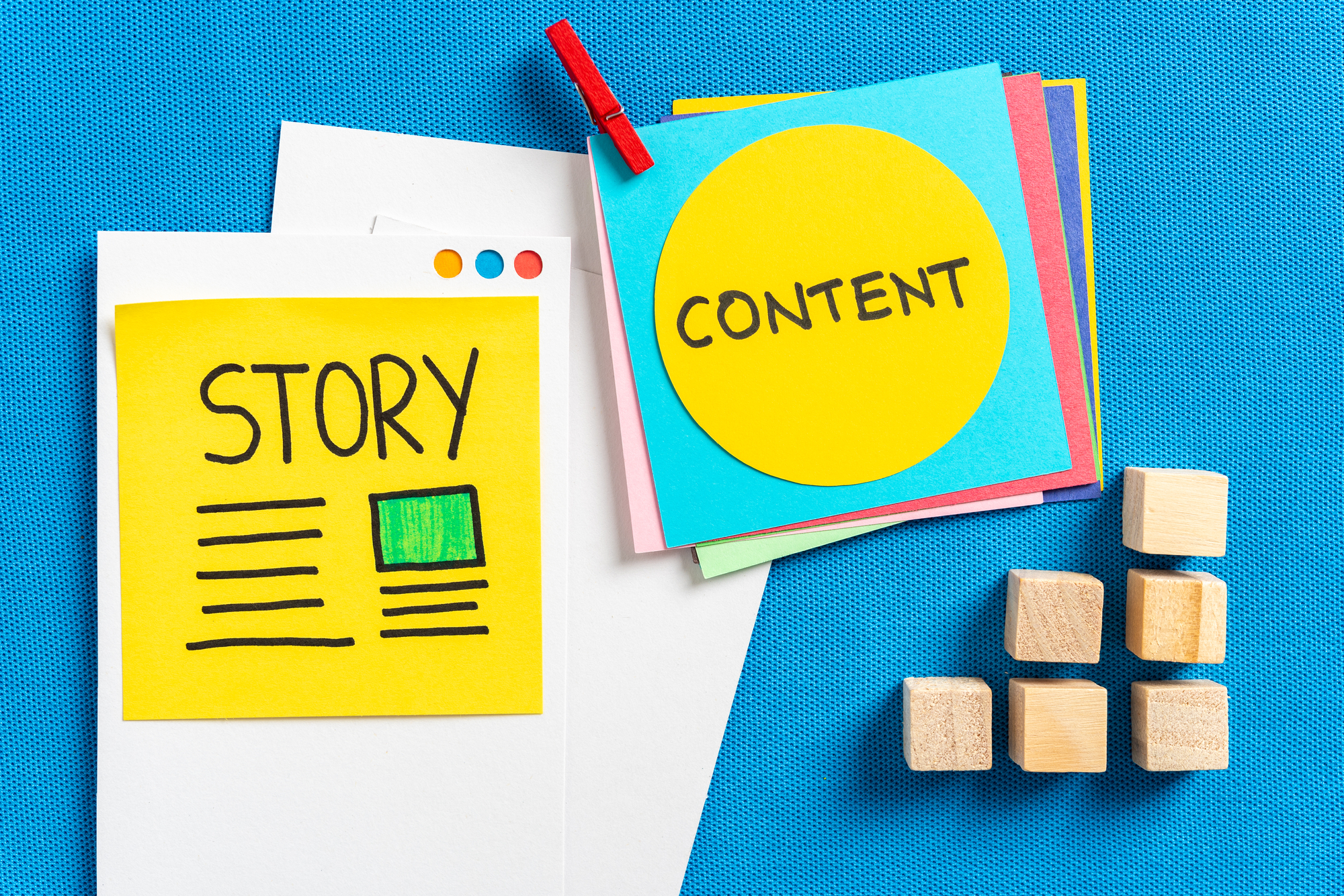 Organize Your Content Marketing Assets In 3 Easy Steps