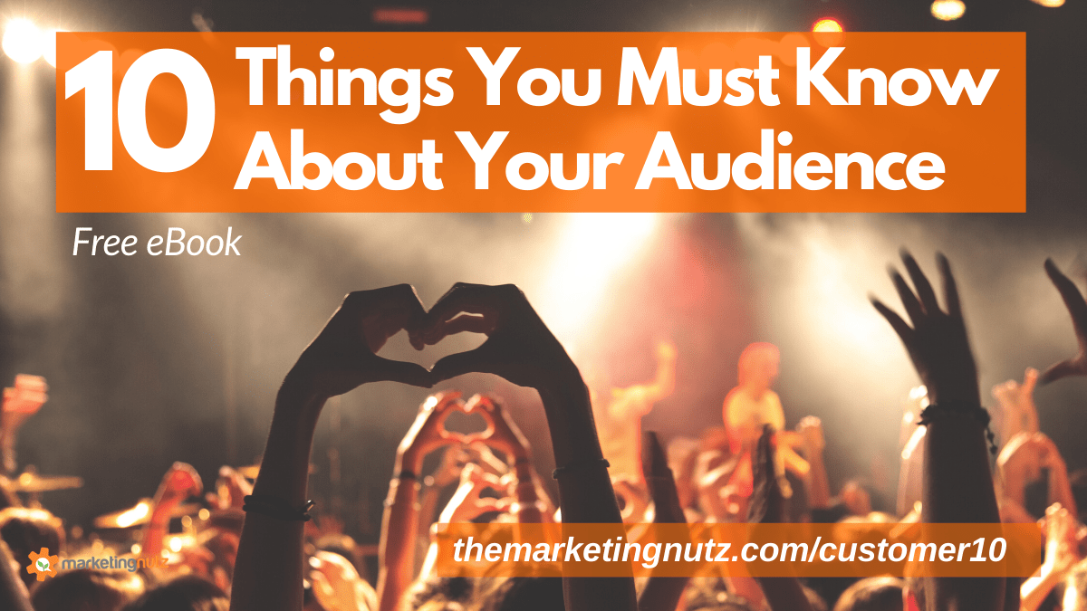 Do You KNOW Your Customer? 10 Things YOU Must Know About Your Audience [podcast + ebook]