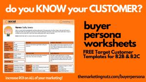 The Ultimate Buyer Persona Worksheet