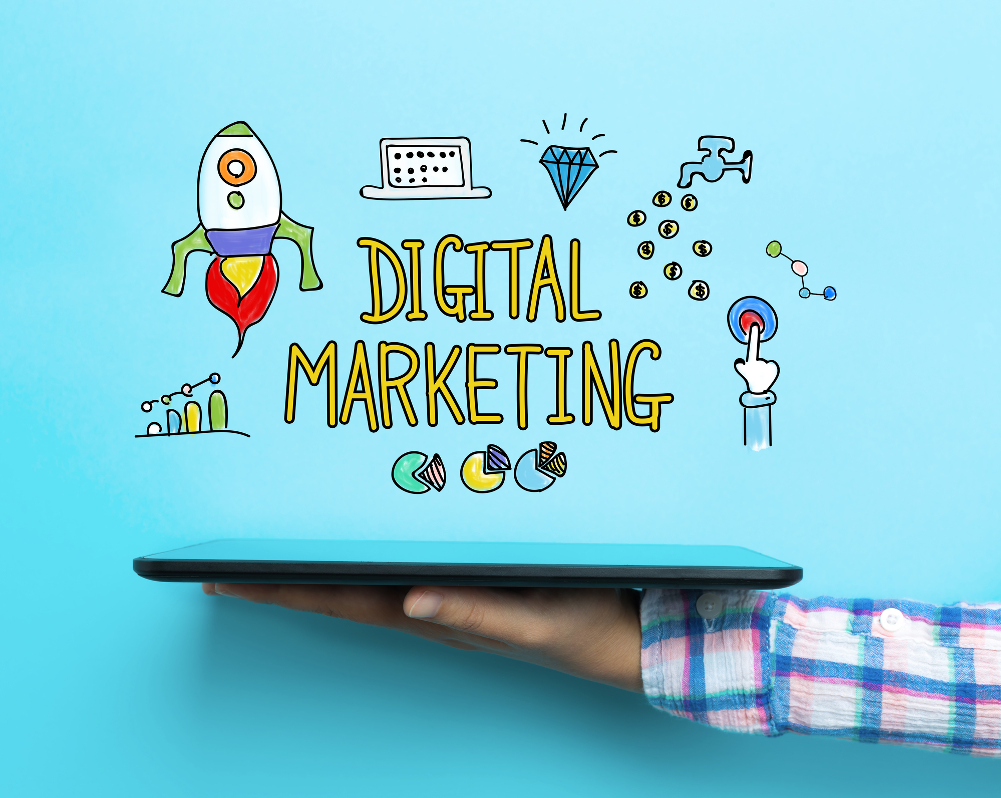 Level Up How To Be A Digital And Social Marketing Roi